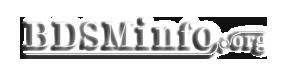 BDSMinfo.org, le site d'information sur le BDSM par Le Squale.